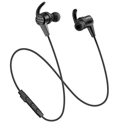Bluetooth Earphones, SoundPEATS Wireless 4.1 Magnetic Sport