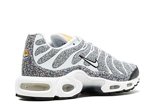 Nike Womens Air Max Plus Se Scarpe Da Ginnastica Da Donna 862201 Scarpe Da Ginnastica Scarpe Bianche Nere 100