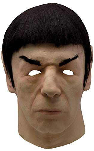 Adult Star Trek Spock Movie Theme Party Halloween Costume Mask -