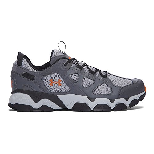 (Under Armour Men's Mirage 3.0 Hiking Shoe, Rhino (076)/Gray Wolf, 10.5 )