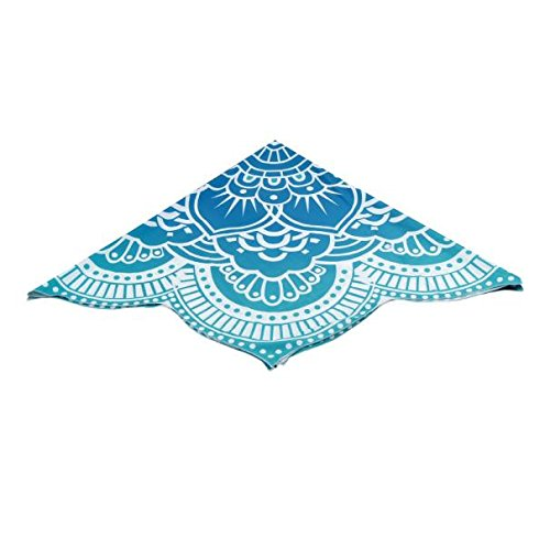 Ouniman Popular Round Beach Towel Throw Tapestry Multi-Purpose Super Soft Tablecloth Cover Pad Mat Oversized for Kids Adult by Ouniman (Image #5)