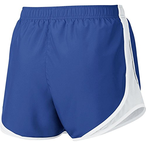 Dry Women's wolf Short white Royal Running Grey Tempo Nike Game white 4gnABqq