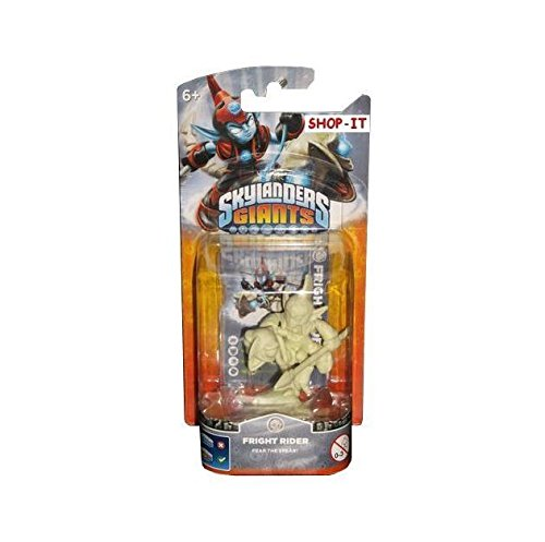 Skylanders Giants - Exclusive Fright Rider Glow In The Dark