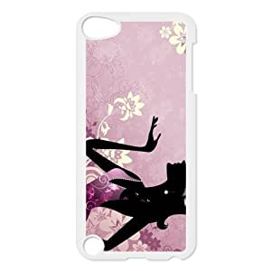Custom Personalized Back Cover Case for ipod Touch 5 JNIPOD5-122