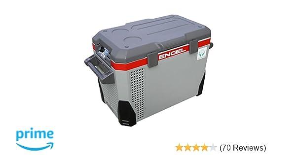 Engel MR040F-U1 40 Qt AC/DC Portable Tri-Voltage Fridge/Freezer w/ABS  Plastic Shell