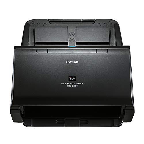 Canon 2646C002 imageFORMULA DR-C230 Office Document Scanner,Black best to buy