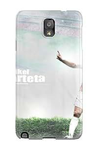 Barbara Anthony EzbyYER429mNRfh Protective Case For Galaxy Note 3(mikel Arteta)
