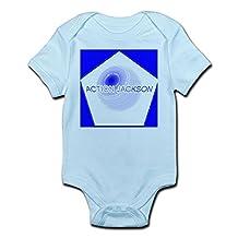 CafePress - Action Jackson Infant Creeper - Cute Infant Bodysuit Baby Romper