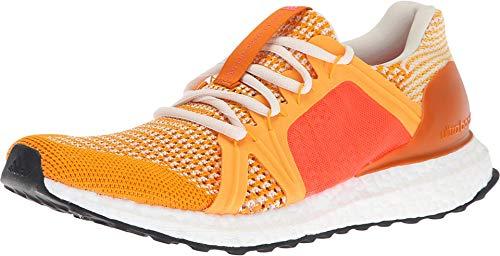 adidas by Stella McCartney Women's Ultraboost Sneakers, Gold/Rust Orange/Turbo, 5 M UK