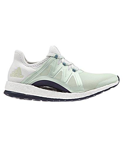Scarpe Da Running Adidas Da Donna Pureboost Xpose Verde (verde Verlin / Acevap / Balcri)
