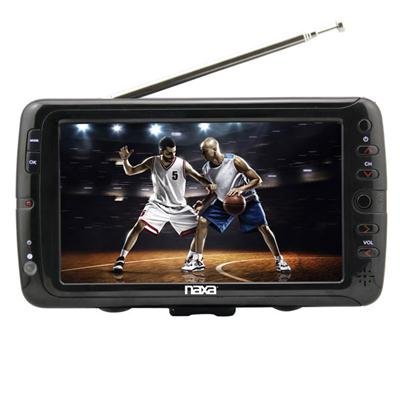 NR NAXA 7in Portable Tv (New Model)