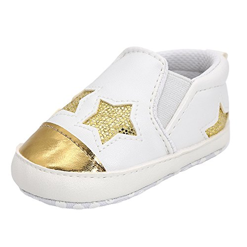Newborn Girls Boys Shoes HEHEM Baby Girl Boys Five-Pointed Star Letter Shoes Sneaker Anti-Slip Shoes Toddler Shoes Infant Boots Baby Toddler Shoes: ...