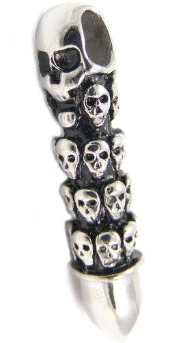 22 bullet necklace - 2