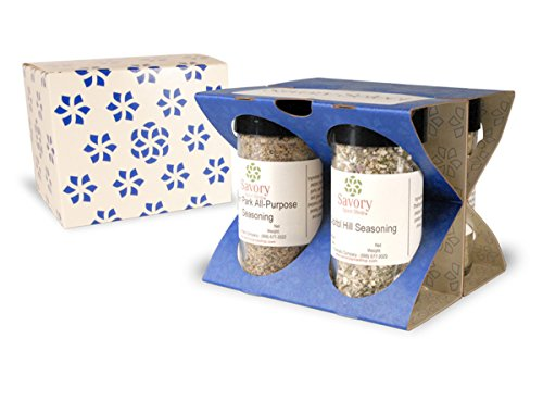 Savory Select: Select Favorites Spice Gift Set