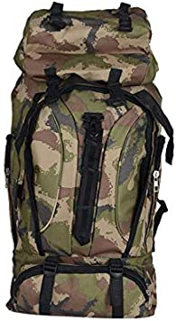 Waterproof 20L Large Mountaineering Climbing Backpack Outdoor Military Nylon Bag