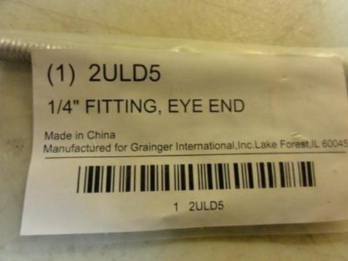 Industry-Std 2ULD5 LOT-11 Eye End Fitting
