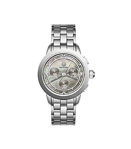 Tory Burch Women's TB1028 Steel - Burch Silver Tory