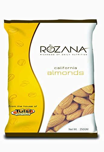 Tulsi Rozana California Almonds , 250 Gram