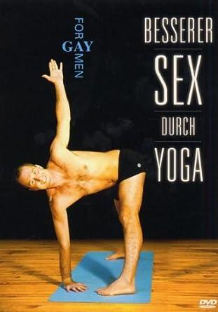 Besserer Sex durch Yoga - For Gay Men Alemania DVD: Amazon ...