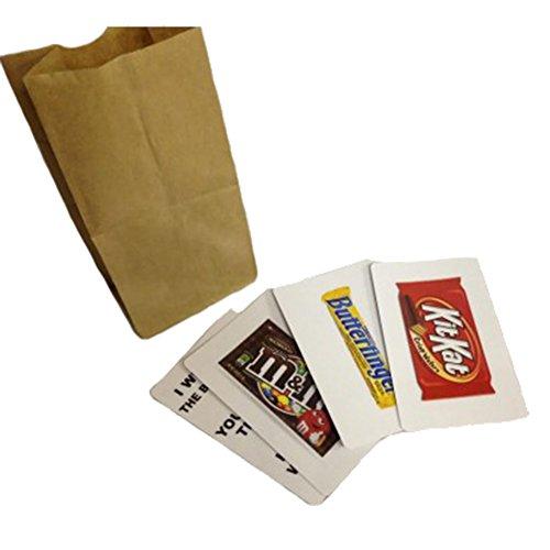 Price comparison product image Triple Prediction Magic Trick - M&M's, Butterfinger & Kit Kat