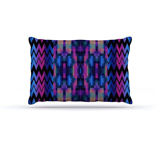 Kess InHouse Nina May Skya  Fleece Dog Bed, 50 by 60 , Multicolor