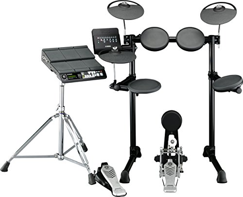 Yamaha dtx450k 10 customizable drum kits electronic drum for Yamaha dtx450k 5 piece electronic drum kit