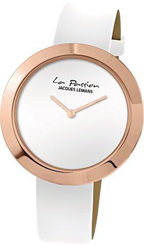 Jacques Lemans La Passion LP-113C Wristwatch for women Flat & light