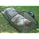 Impregnated Mosquito Bed Net, Dome, Pop up Epa Approved Insect Shield Treatment