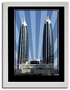 Photo of Damac Tower-Colour No Text F03-M (A4)