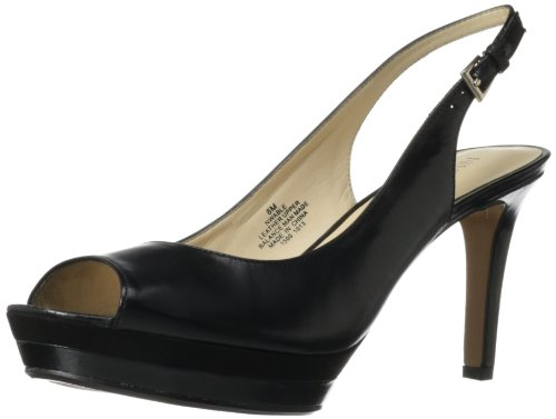 Nine West Peep Toe - 7