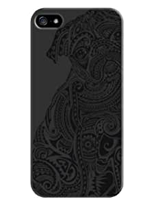 "Christopher Tinnermon TPU Durable Unique Designer Hard Case "" Fits iphone 5/5s"""