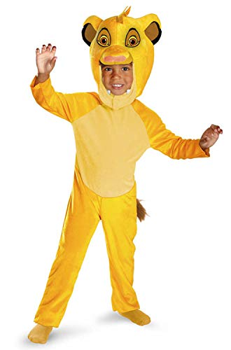 Simba Classic Costume - Toddlers L
