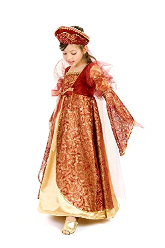 Princess Paradise Princess Anne Costume, -