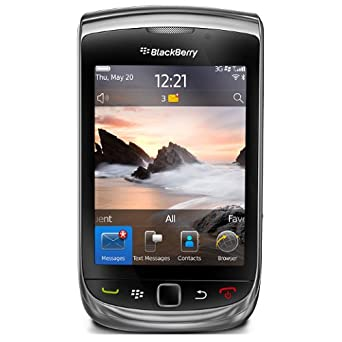 Review Blackberry Torch 9800 Unlocked