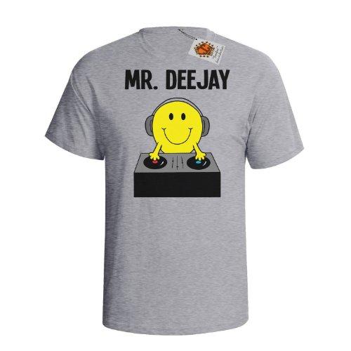 jonny cottonHerren T-Shirt Grau Grau