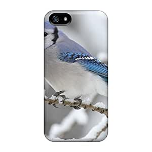Snap On Hard Cases Covers Blue Jay Protector For Iphone 5/5s