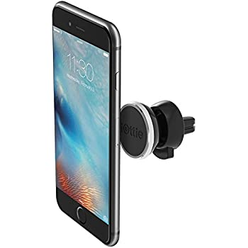 iOttie iTap Magnetic Air Vent Premium Car Mount Holder Cradle for iPhone X 8/8 Plus 7 7 Plus 6s Plus 6s 6 SE Samsung Galaxy S8 Plus S8 Edge S7 S6 Note 8 5