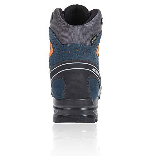 Peak Gtx Hommes Orange Scarpa Bleu zf5nxdwdZ