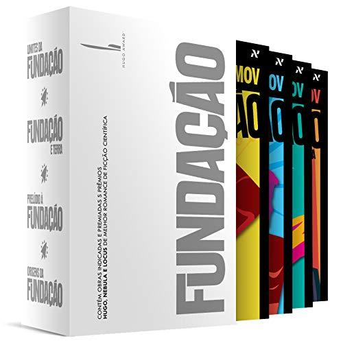 Box Fundação - Declínio e Ascensão (Volumes 4, 5, 6 e 7)