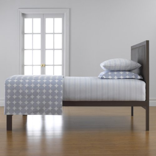 - DwellStudio Thin Stripe - Light Blue, Pillow Shams (pair), King