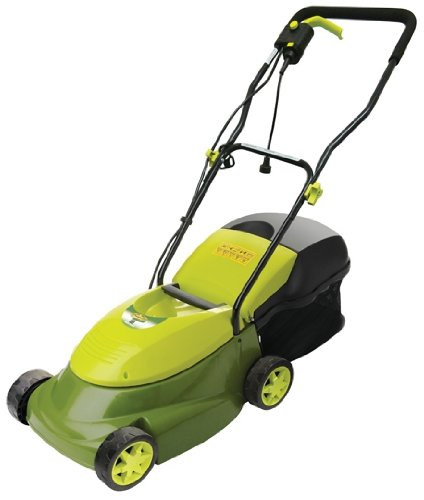 Sun Joe MJ401E Mow Joe 14-inch 12-amp Electric Lawn Mower Review