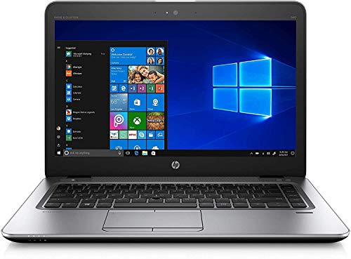 HP ELITEBOOK 840 G3 LAPTOP INTEL CORE I5-6200U 6th GEN 2.3GHZ WEBCAM 16GB RAM 256GB SSD WINDOWS 10 PRO 64BIT (Renewed)