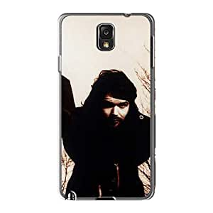 High Quality Hard Cell-phone Case For Samsung Galaxy Note3 (TqG12215tMeG) Unique Design Trendy Franz Ferdinand Band Pictures