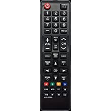 USBRMT New SAMSUNG Replacement TV Remote AA59-00666A For AA59-00600A AA59-00602A UN40ES6003F UN32EH4003FXZA UN39EH5003FXZA UN60EH6003FXZAHH01