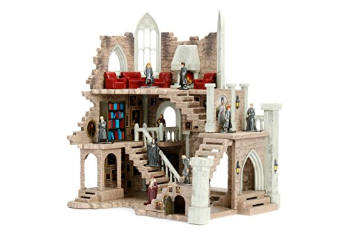 Nano Metalfigs Nanoscene Harry Potter Gryffindor Tower Collectors Enviroment (31 Piece)