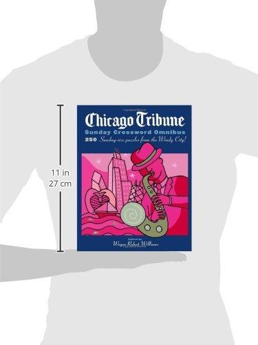 Chicago Tribune Sunday Crossword Omnibus The Chicago Tribune
