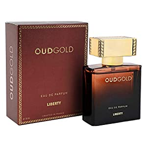 Liberty LUXURY Oud Perfume for Men 24 Hours, Long Lasting Smell, Valentine Gift, Eau de Parfum(EDP) – (OudGold, 50ml)