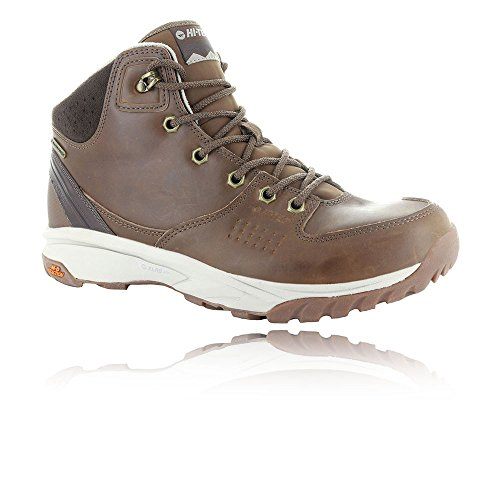 Hi Tec Walking Shoes - Hi-Tec Wild-Life Lux I Waterproof Walking Boots - SS18-9 - Brown