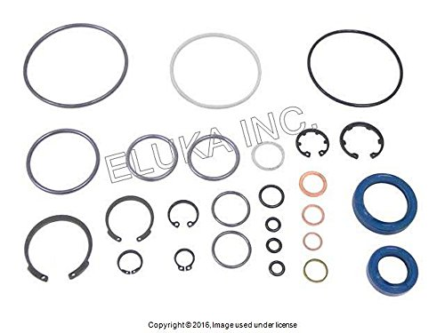 Mercedes-Benz Seal Kit - Power Steering Box E320 E300 C280 C230 C220 300TE 300TD 300E 300D 300CE ()