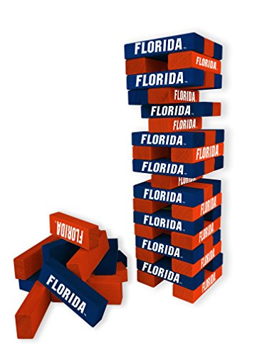 (Wild Sports NCAA College Florida Gators Table Top Stackers Game)